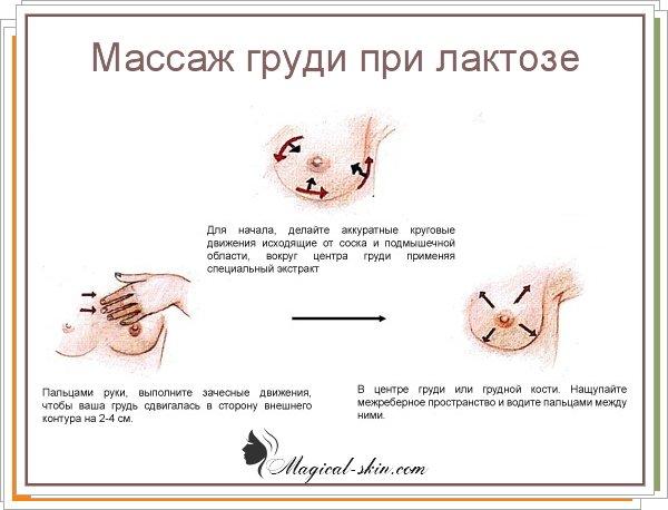 Увеличение грудных желез в домашних условиях массаж 637