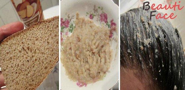 Маска из ржаного хлеба отзывы
