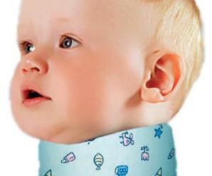 Родова травма шийного відділу хребта у новонароджених наслідки