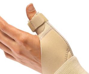 Розпізнати перелом пальця і лікуємо його