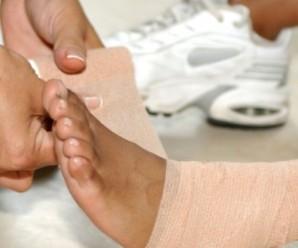 Що робити при вивиху ступні, корисні поради та рекомендації до лікування