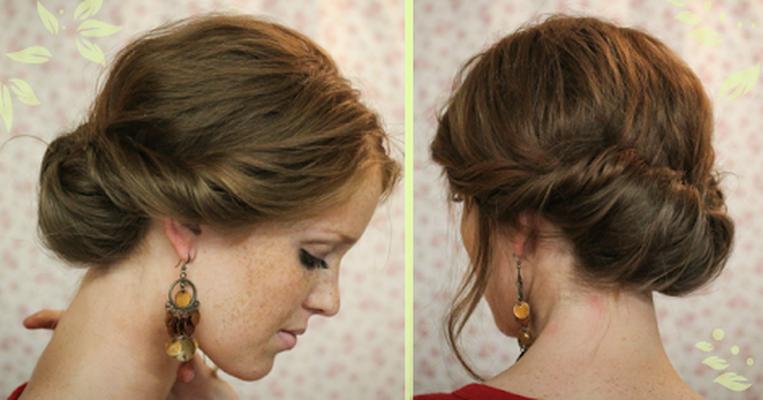Робимо гарні зачіски на середні волосся
