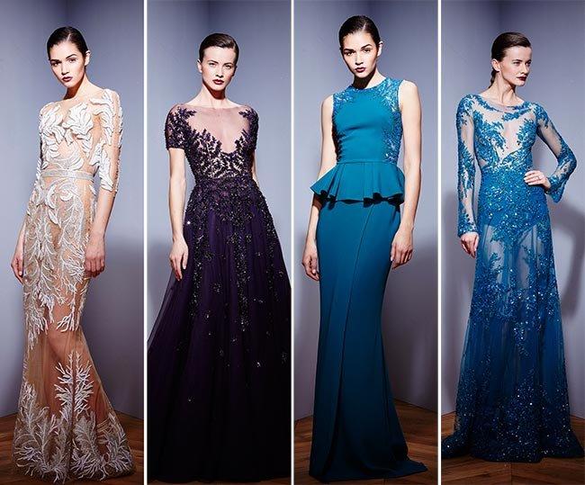 Платья модные вечерние 109