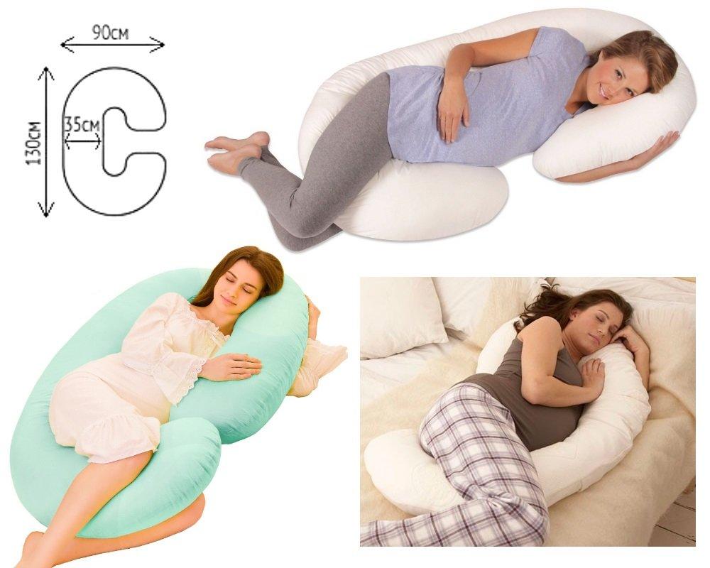 На каком боку лежать беременным 2