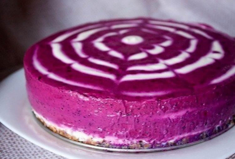 Ягодный торт рецепт пошагово в домашних условиях быстро