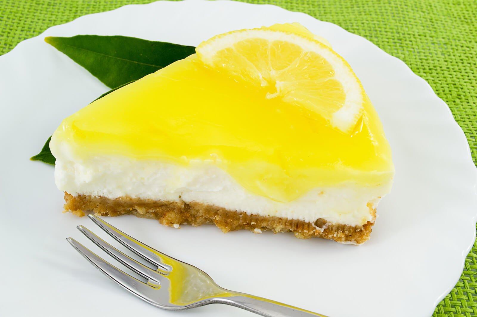 Чизкейк лимонный рецепт классический