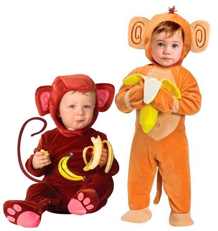 Как своими руками сделать костюм обезьяны своими руками 81