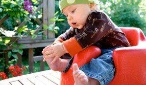 Грибок на ногах у дитини: фото, симптоми, ознаки, лікування |