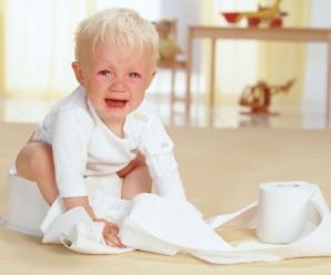 Методи лікування закрепів у дітей