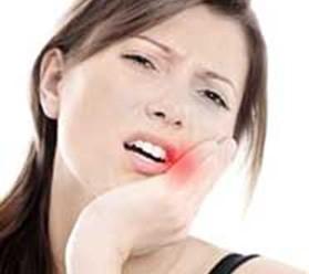 Після видалення зуба болить ясна ::