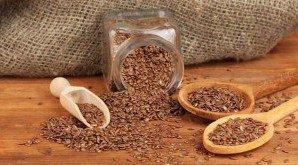 Як можна використовувати насіння льону при усуненні запорів?