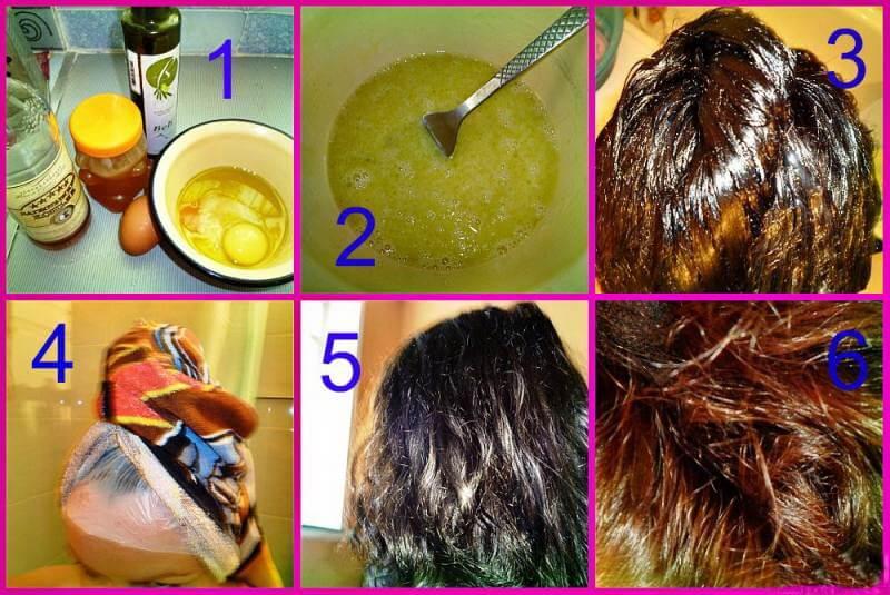Рецепт с сывороткой для волос в домашних условиях 384