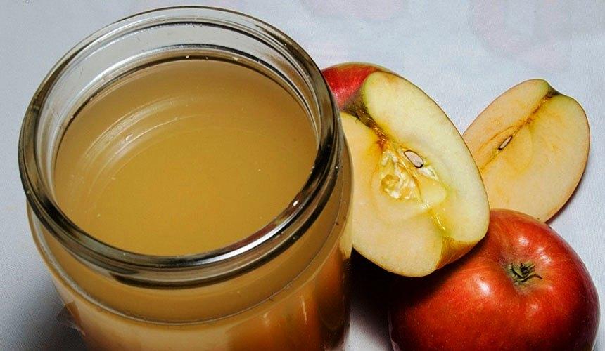 Как сделать домашний уксус яблочный