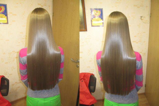 Маски для волос домашние для выпрямления волос
