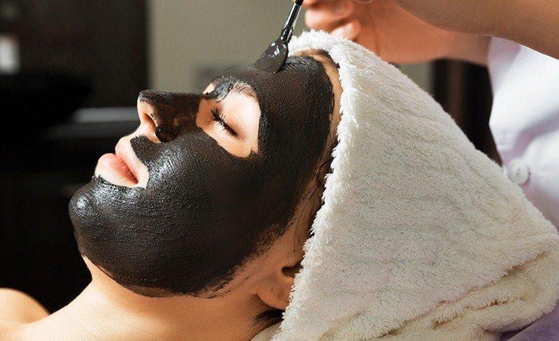 Как сделать черную маску из активированного угля желатина
