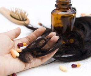 Вітаміни при випаданні волосся: які брати?