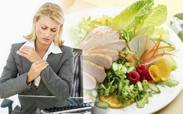 Ревматоидный артрит диета питание
