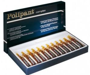 Ампули для волосся Dikson — POLIPANT COMPLEX від випадіння та для стимуляції росту волосся