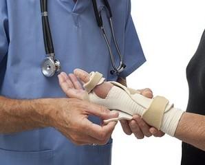 Репозиція кісток при переломах