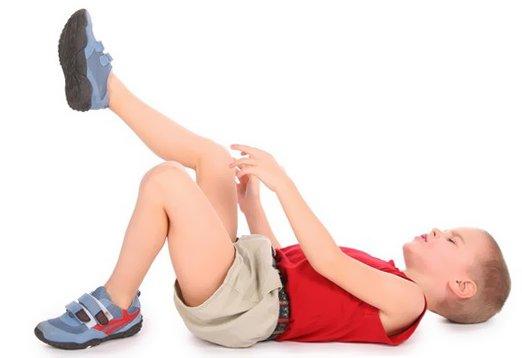 Болят ноги у ребенка в 4 года