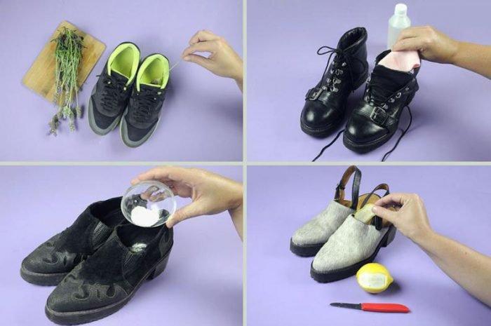 Как почистить обувь из ткани в домашних условиях 497