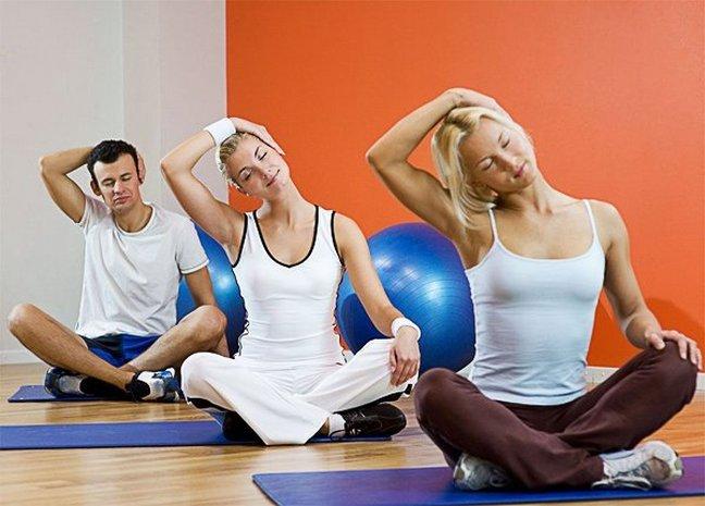 Занятия спортом при остеохондрозе грудного отдела