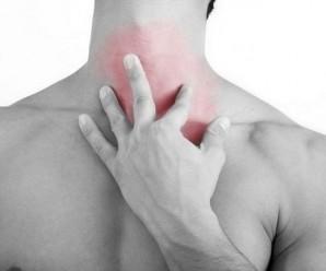 Ком в горлі при остеохондрозі шийного відділу: причини і лікування
