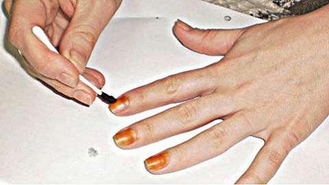 Укрепление ногтей йодом в домашних условиях отзывы