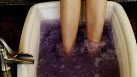 Грибок стопы погибает при какой температуре