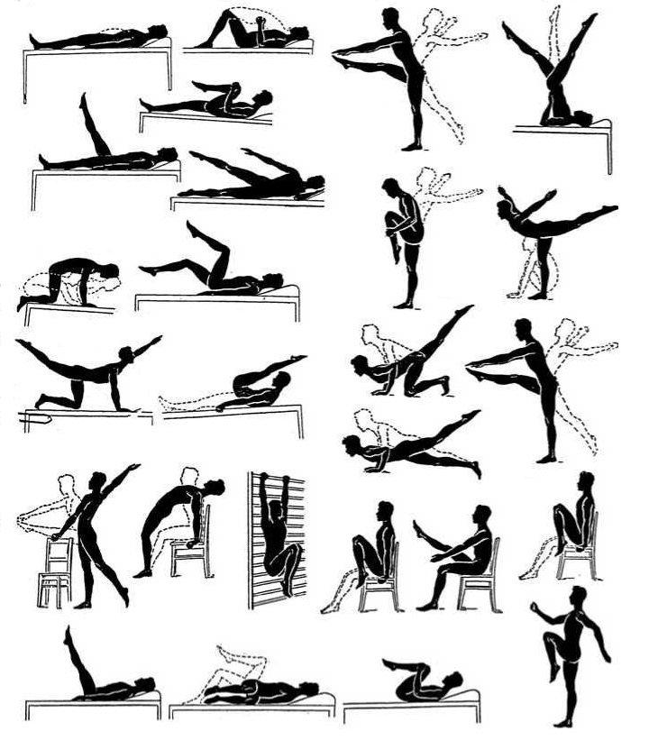 Эффективные упражнения при аденоме простаты