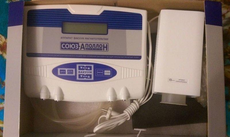 Союз аполлон прибор для лечения простатита