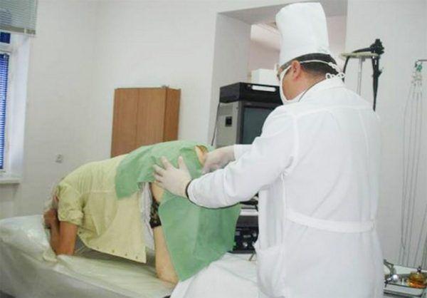 Как попасть к проктологу в поликлинике москва