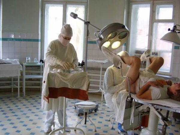 Видео осмотр мужчины у проктолога стало