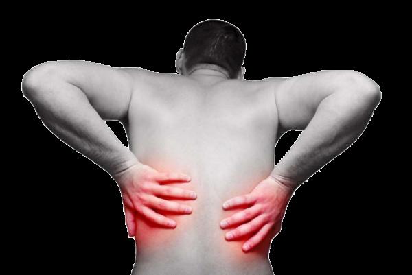 Боли в спине при неврозах