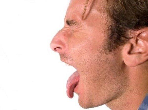 Горький вкус во рту головокружение