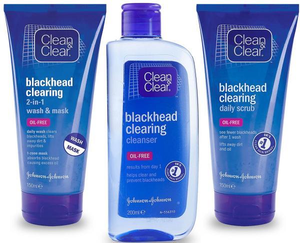 clean clear косметика купить